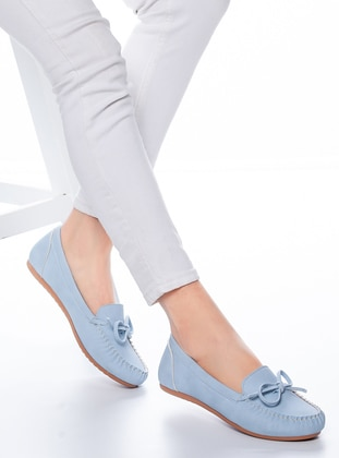 Casual - Baby Blue - Casual Shoes