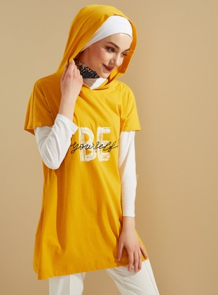 Yellow -  - Tunic