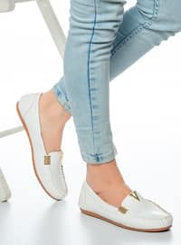 Casual - White - Casual Shoes