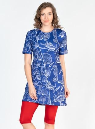 Saxe - Multi - Half Covered Switsuits - Alfasa