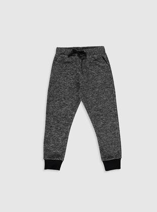 Navy Blue - Boys` Sweatpants - LC WAIKIKI