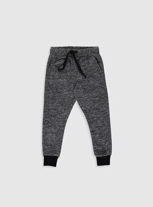 Black - Boys` Sweatpants - LC WAIKIKI