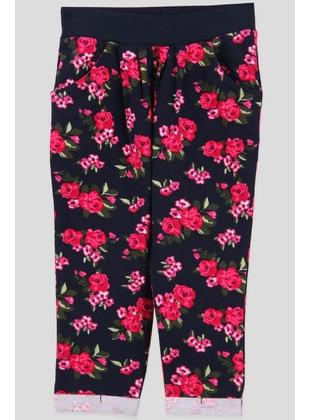 Fuchsia - Baby Pants