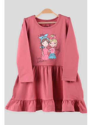 Multi - Girls` Dress - Breeze Girls&Boys