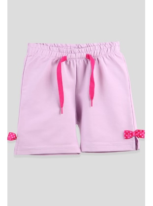 Lilac - Girls` Shorts - Breeze Girls&Boys