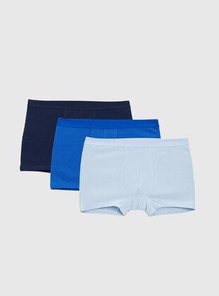 Blue - Kids Underwear