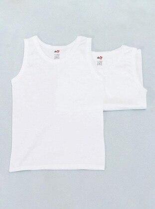 - White - Kids Underwear