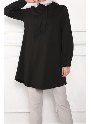 Black - Tunic - Allday