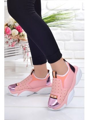 Pink - Sports Shoes
