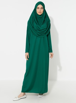Emerald - Unlined - Prayer Clothes - SAYIN TESETTÜR