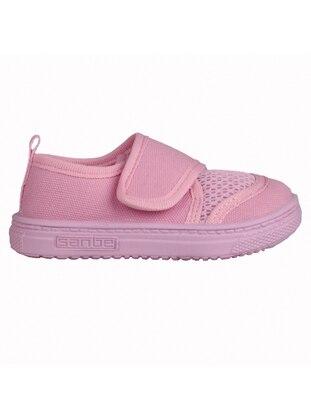 Pink - Girls` Sandals - Sanbe