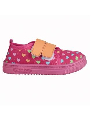 Fuchsia - Girls` Sandals