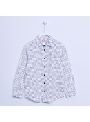 Ecru - Boys` Shirt