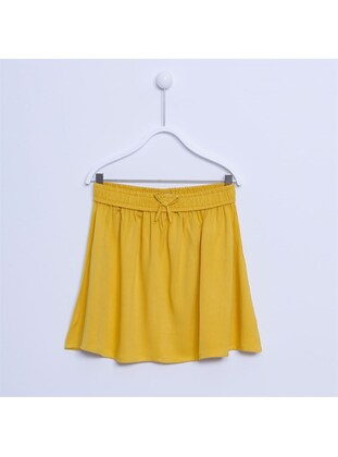 Yellow - Girls` Skirt - Silversun
