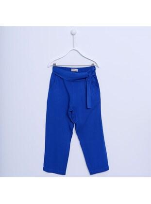 Saxe - Girls` Pants - Silversun