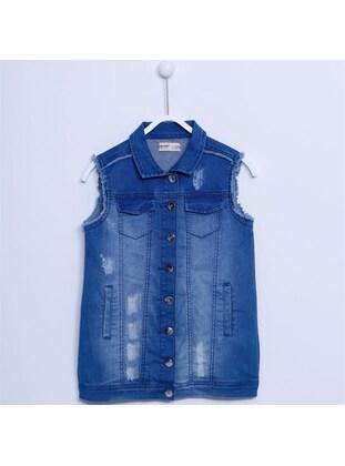 Multi - Girls` Vest