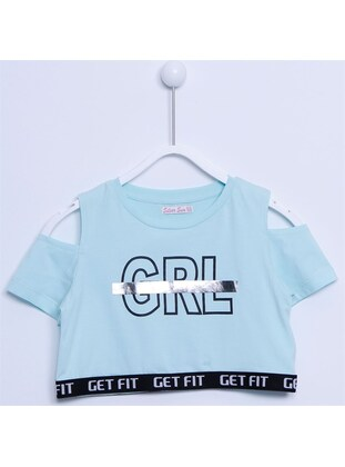 Mint - Girls` T-Shirt - Silversun