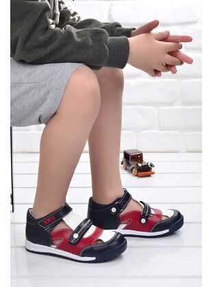 Multi - Boys` Sandals - Şirin Bebe