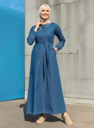 Indigo - Denim - Dress