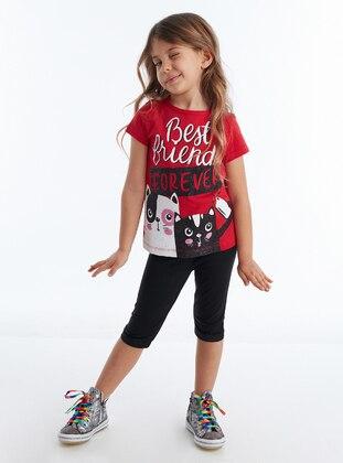Multi - Girls` Leggings