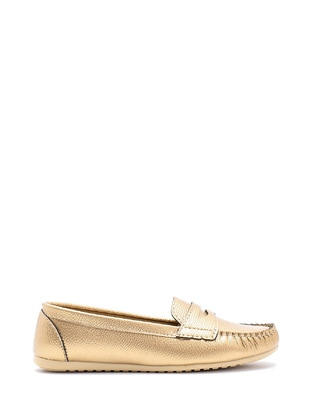 Gold - Shoes