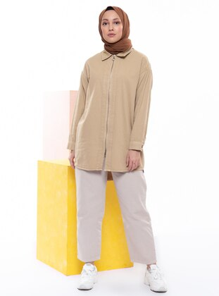 Point Collar -  - Tunic