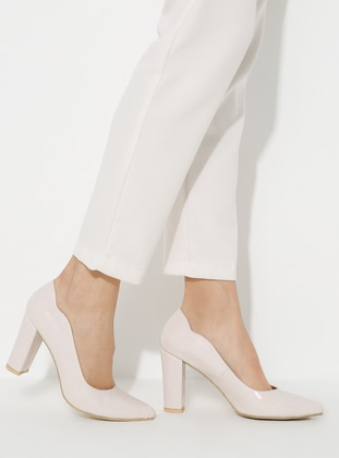 Beige - High Heel - Heels