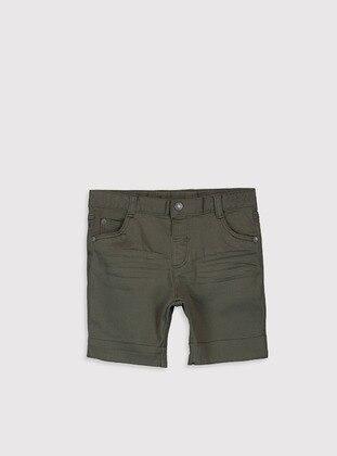 Khaki - Baby Shorts - LC WAIKIKI