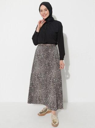 Leopard - Leopard - Skirt