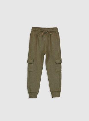 Khaki - Baby Pants - LC WAIKIKI