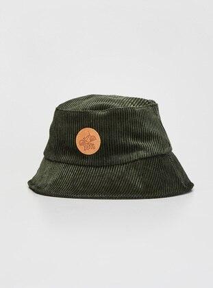 Green - Hat - LC WAIKIKI