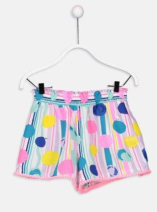 Multi - Girls` Shorts - LC WAIKIKI