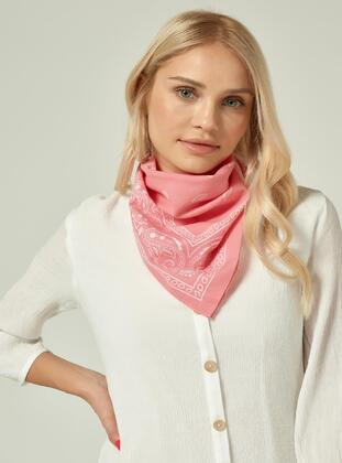 Pink - Neckerchief - NW Accessory