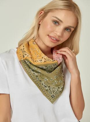 Multi - Neckerchief - NW Accessory