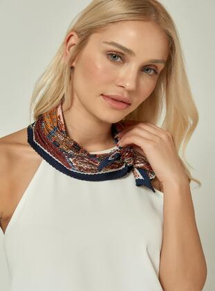 Navy Blue - Neckerchief