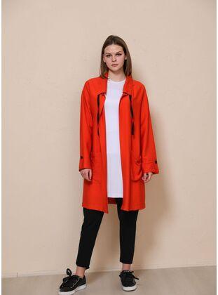 Orange - Jacket