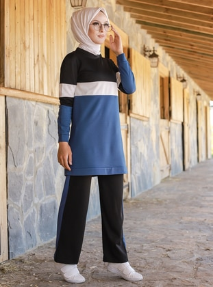 Saxe - Crew neck - Tracksuit Set - Tofisa Sports