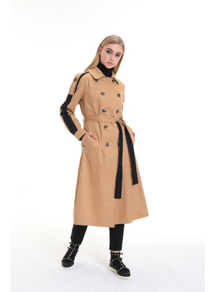 Camel - Trench Coat