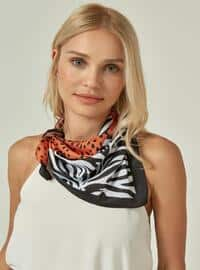 Black - Neckerchief