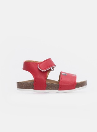 Red - Home Shoes
