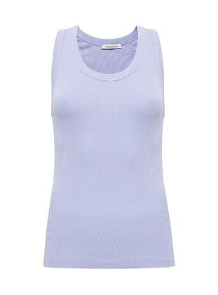 Purple - Undershirt