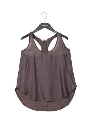 Brown - Undershirt