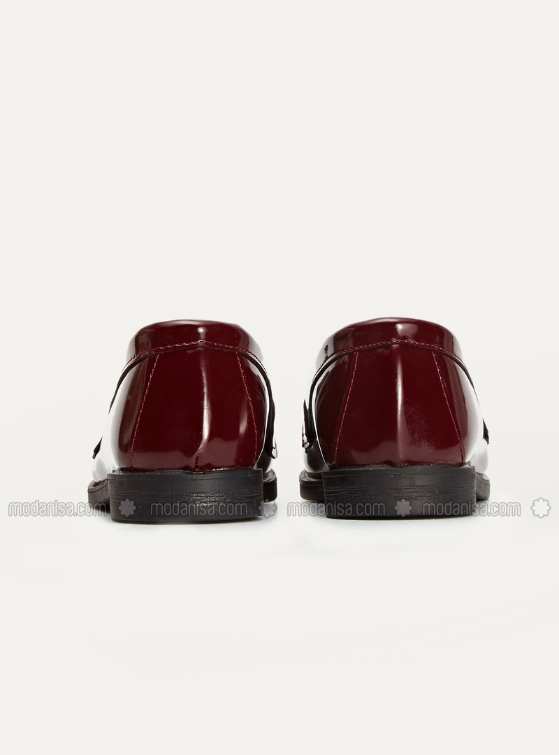 Maroon - Girls` Shoes