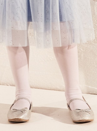 Multi - Girls` Flat Shoes