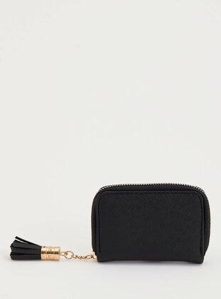 Black - Wallet - DeFacto