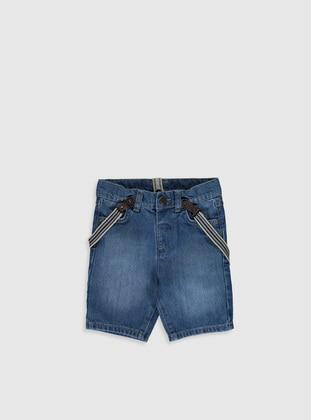 Multi - Baby Shorts - LC WAIKIKI