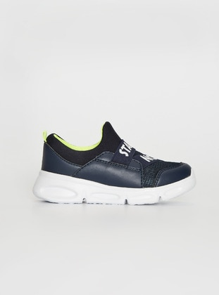 Navy Blue - Boys` Shoes - LC WAIKIKI