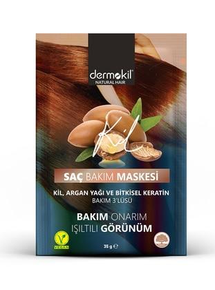 Natural Hair Hair Care Mask 35 Ml. - For Maintenance, Repair And Luminous Appearance
