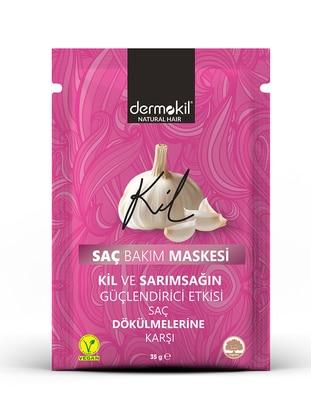 Natural Hair Hair Care Mask 35 Ml. - Against Hair Loss