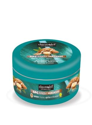 Natural Hair Hair Care Mask 300 Ml. - For Maintenance, Repair And Luminous Appearance - Dermokil